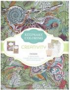 Creativity Keep Sake Coloring Tin