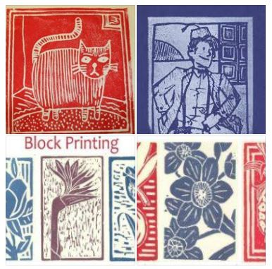 Capture block printing 5