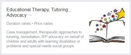 Capture services educational tutoring